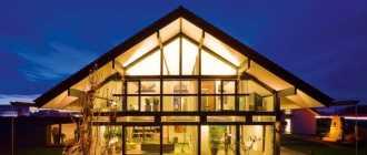 Что такое фахверковый дом. Фахверковый дом: история, технология, конструкция