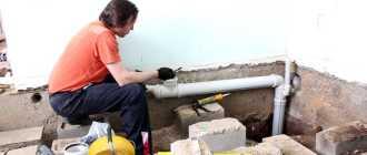 Фитинги для канализации: видео-инструкция по монтажу своими руками, особенности изделий для внутренних, наружных канализационных труб, цена, фото