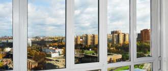 Установка на балконе пластиковых окон своими руками. Как правильно установить пластиковые окна на лоджии —