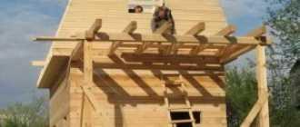 Усадка бруса: правильный выбор материала и периода проведения работ