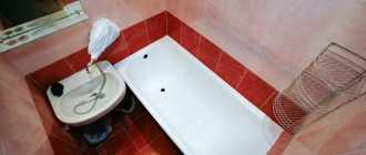 Эмалировка ванны. Выбор способа реставрации и этапы работ