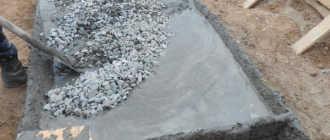 Цементный раствор: состав, правильные пропорции, и необходимое оборудование