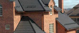 Яндовая крыша – монтаж