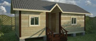 Туалет и душ для дачи: 2 варианта реализации проекта
